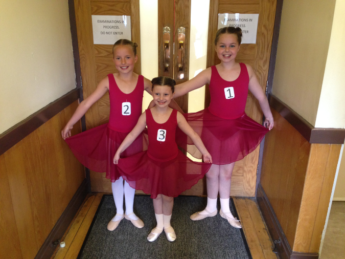 Dance Studio Blackpool - JC Dance Blog - When will my child take an exam?