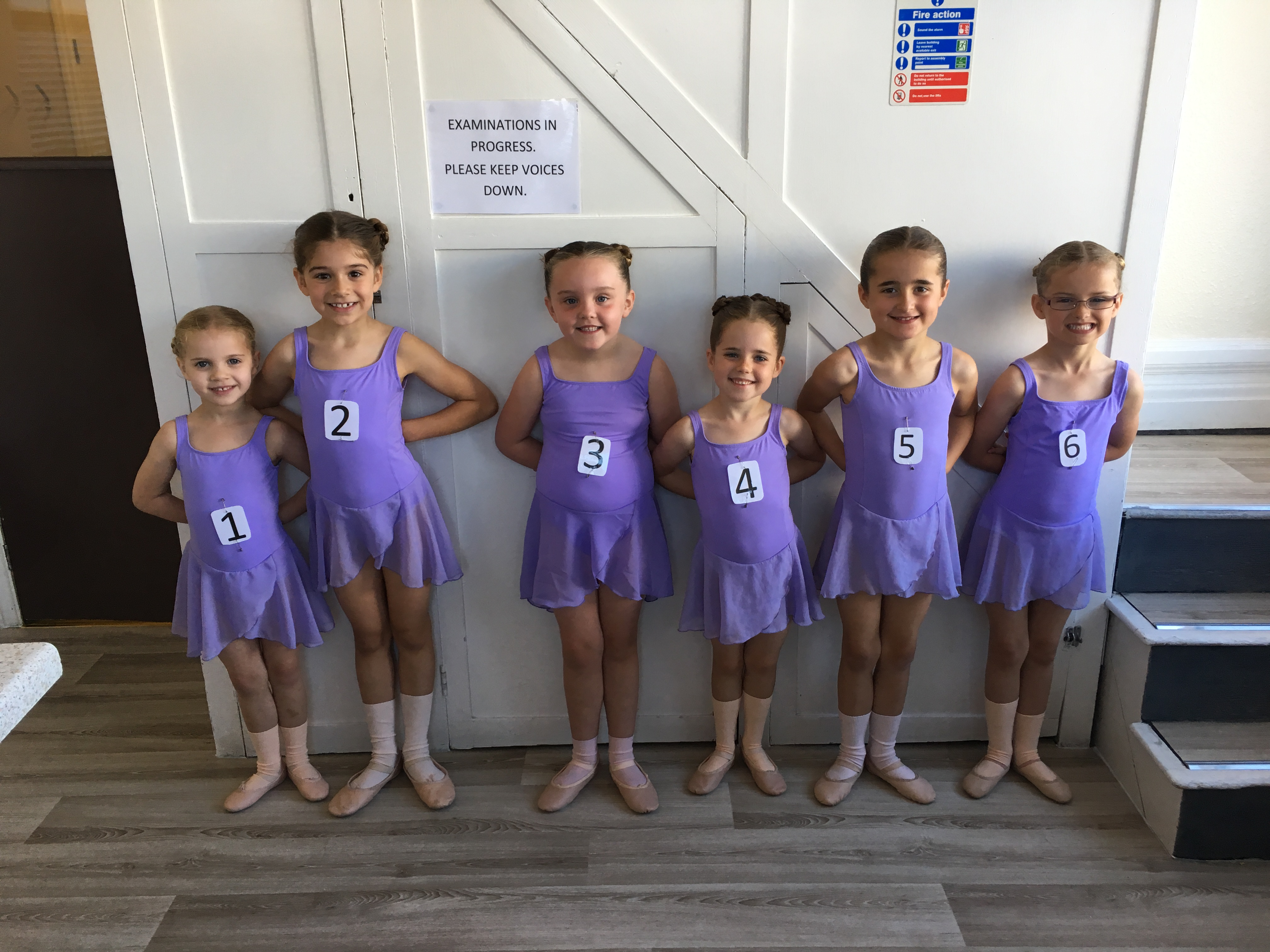 When will my child take an exam? | JC Dance